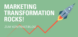 Marketing Transformation Rocks